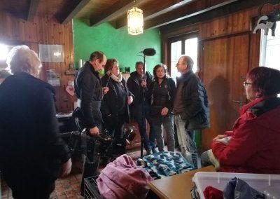 L'équipe du tournage